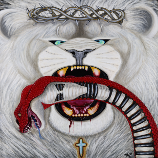 """""""Lion of the Tribe of Judah"""""""
